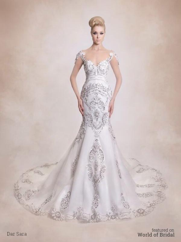 Wedding - Dar Sara 2015 Wedding Dresses