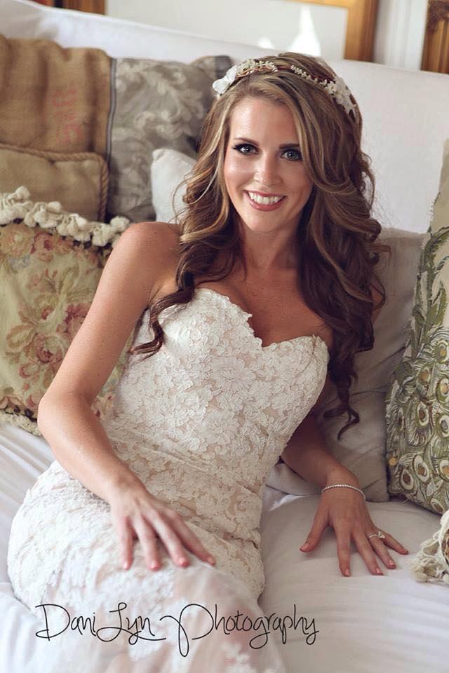Bridal Hair Acessories Cherry Blossom Flower Crown Wedding