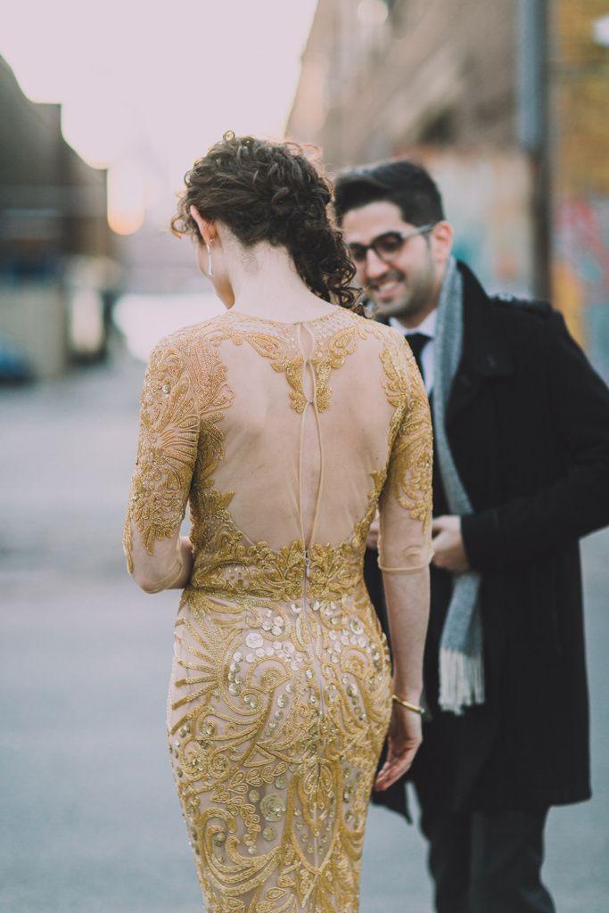 Maya and uri wedding