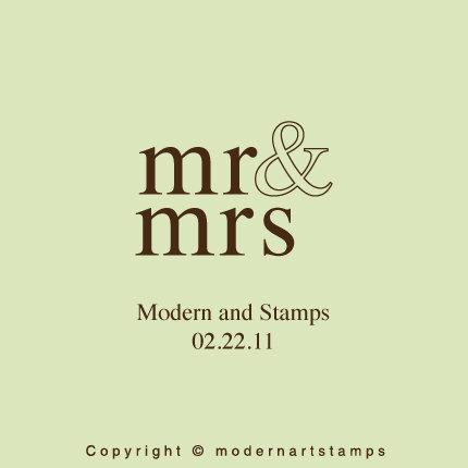 زفاف - Wedding Stamp   Custom Wedding Stamp   Custom Rubber Stamp   Custom Stamp   Personalized Stamp   Mr and Mrs Stamp   Napkins   C400 LARGE