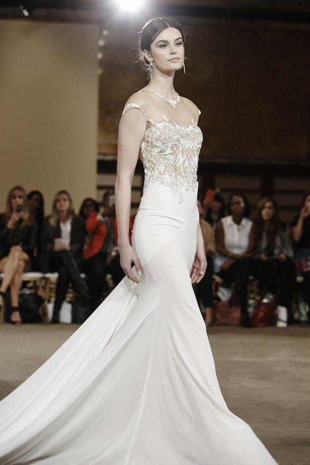 زفاف - New York Bridal Week : Galia Lahav