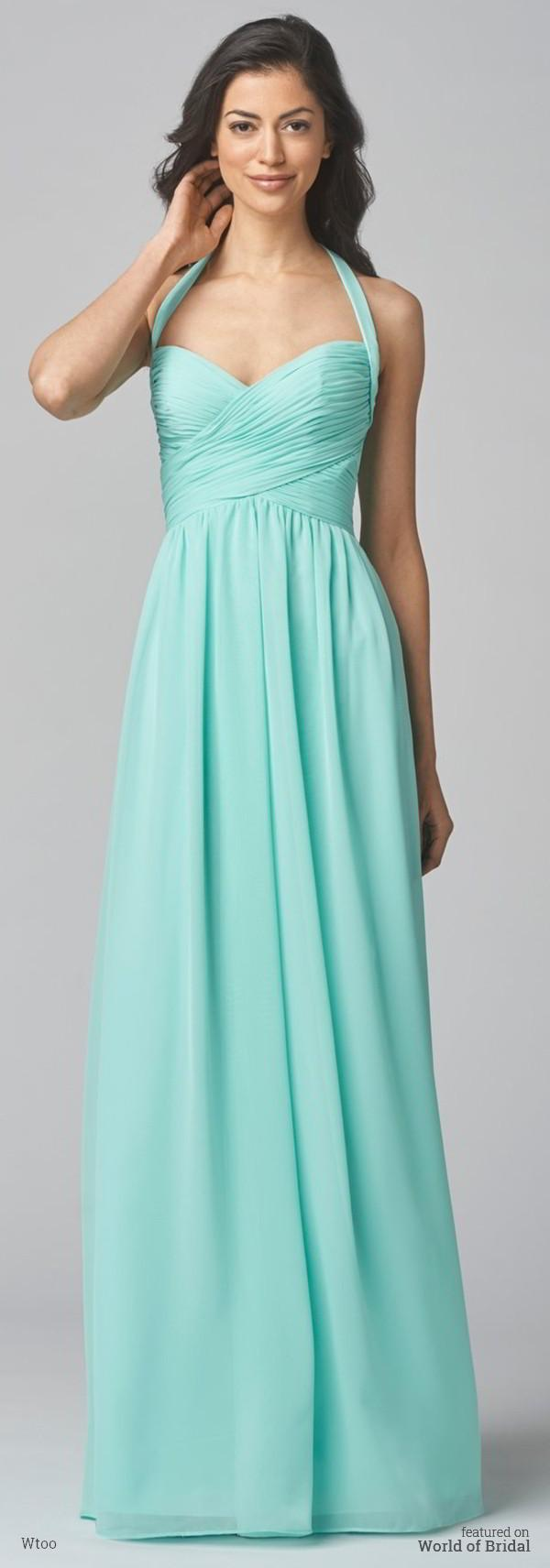 Свадьба - Wtoo Fall 2015 Bridesmaids Dresses