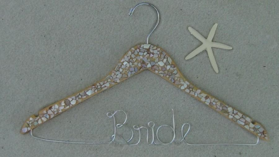 huge sale keepsake bridal hanger beach theme bridal shower gift ideacustom made wedding hangers with names photo props