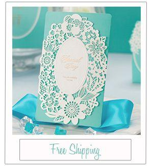 6 Perfect Shades Of Blue Wedding Color Ideas And Wedding Invitations ...
