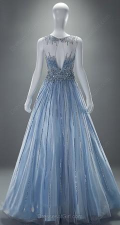 Wedding - Blue Quinceanera Dresses, Navy Blue Quinceanera Dresses - DressesofGirl.com