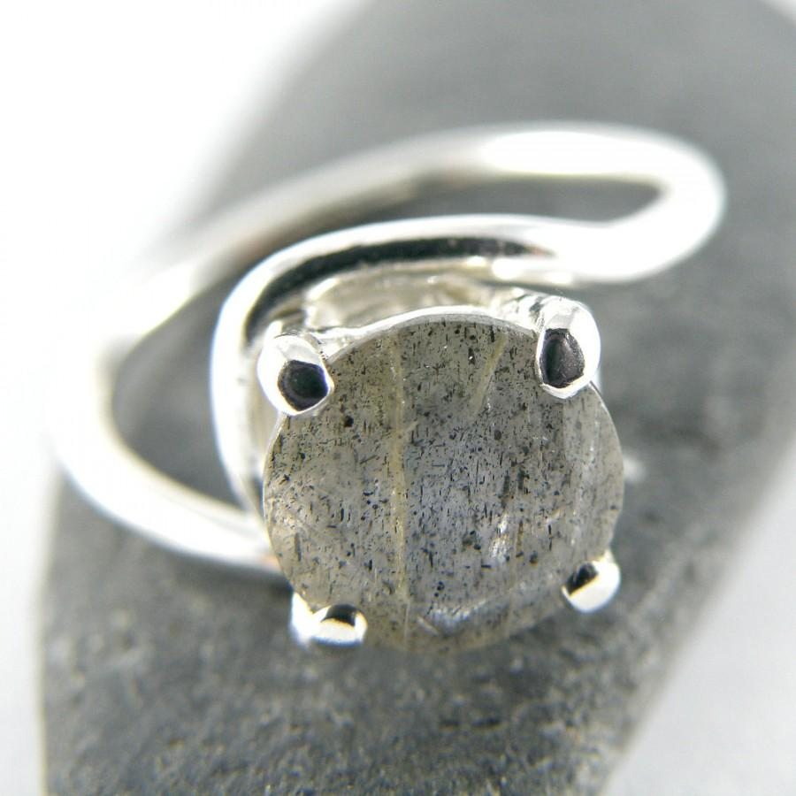 Awesome Natural Stone Wedding Rings