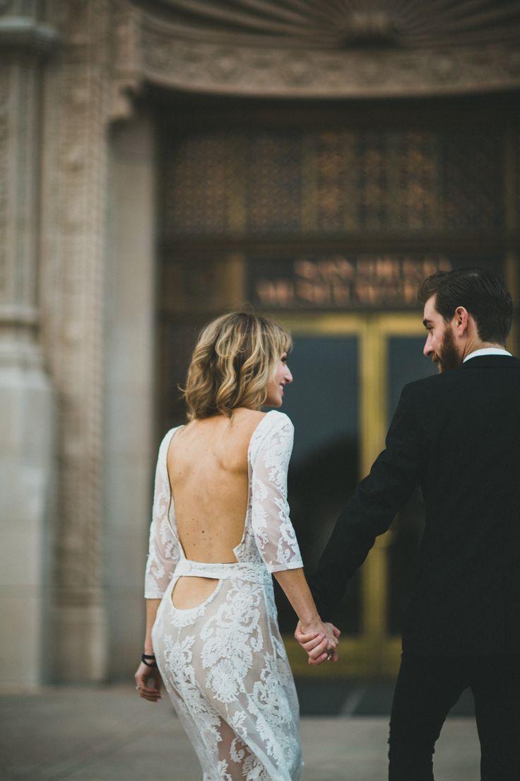 Wedding - Champagne & Pizza. : Photo