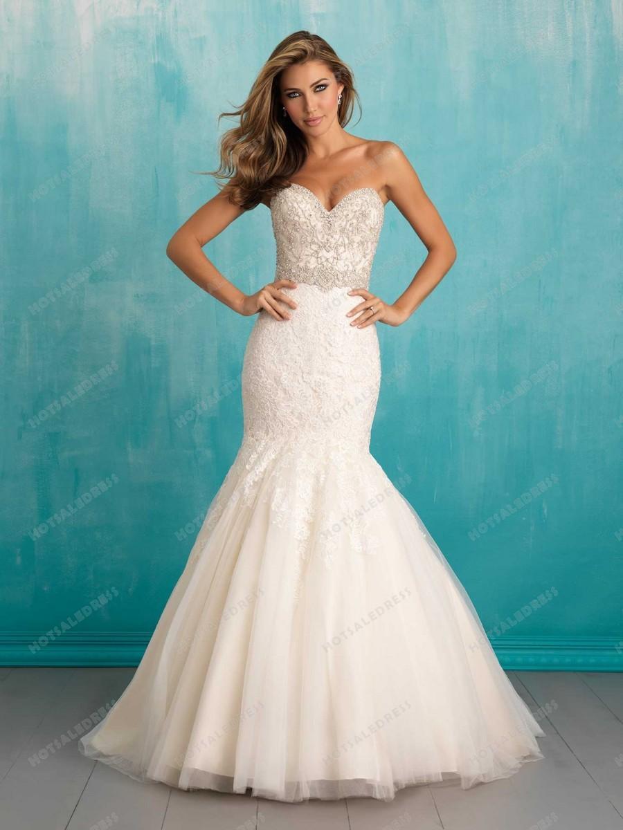 Свадьба - Allure Bridals Wedding Dress Style 9305