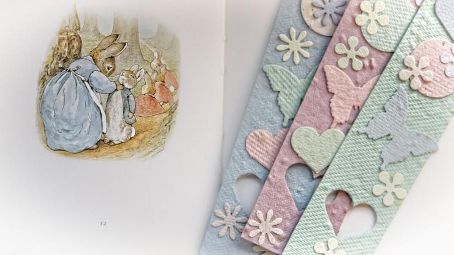 زفاف - 12 Wildflower Seed Plantable Bookmarks Stocking Stuffer Wedding Birthday Shower Christening Favors Book Lover Memorial Gardening Gifts