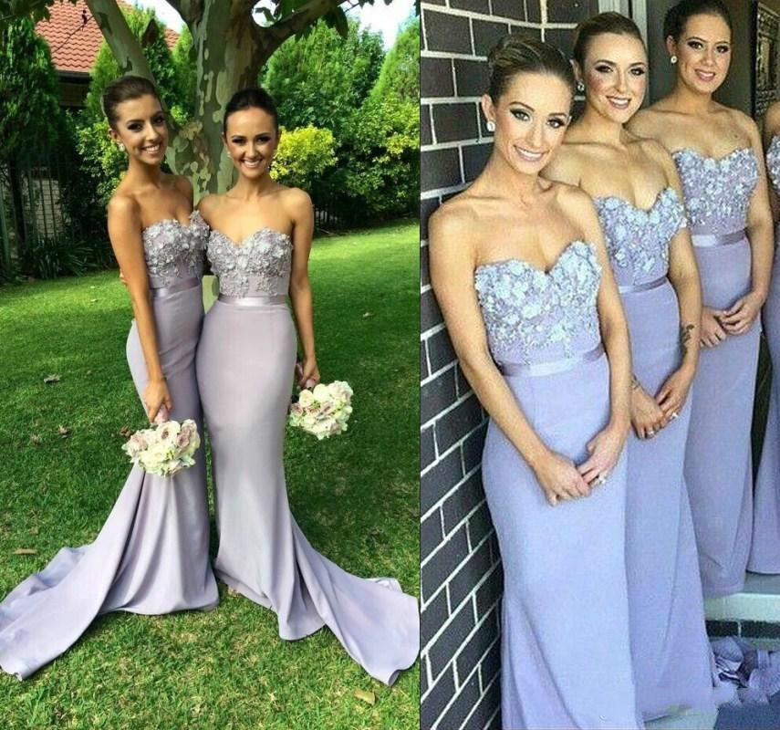 Bridal Maids Dresses