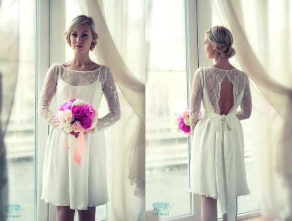 Wedding - Lace Wedding Top Separate // Amelie