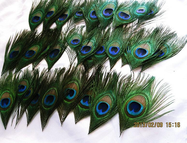 discount peacock eye feathers for wedding feather boutonnieres invitation party event decoration diy scrapbook or hairpiece - Boutonnire Invit Mariage