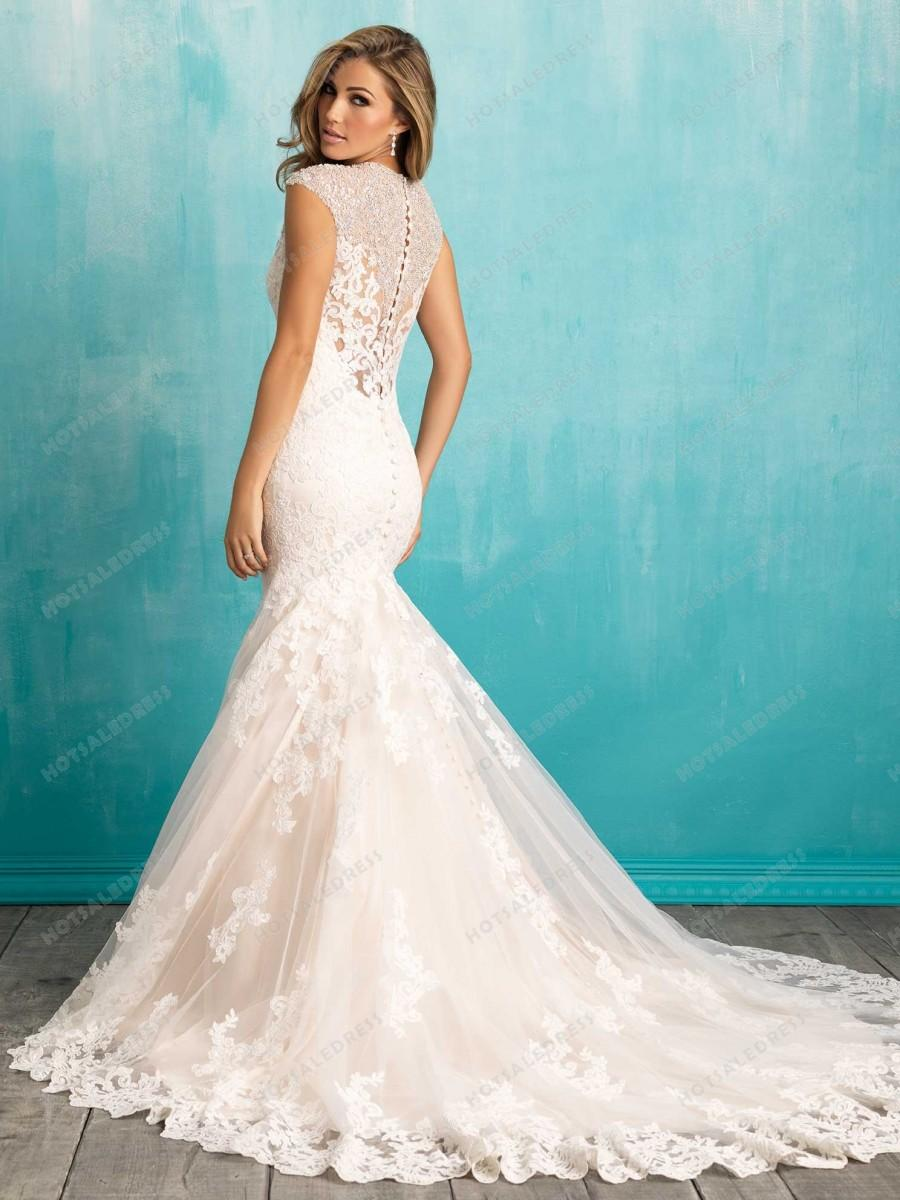 Wedding - Allure Bridals Wedding Dress Style 9307