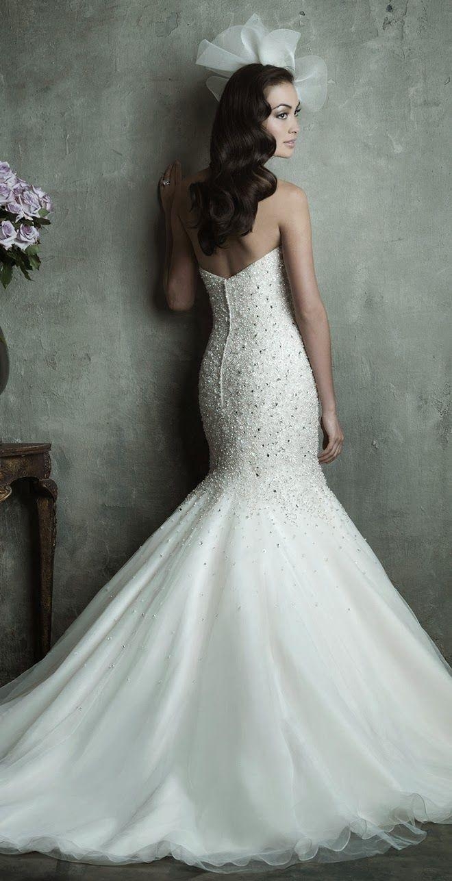 Wedding - Allure Couture Spring 2014 Bridal Collection