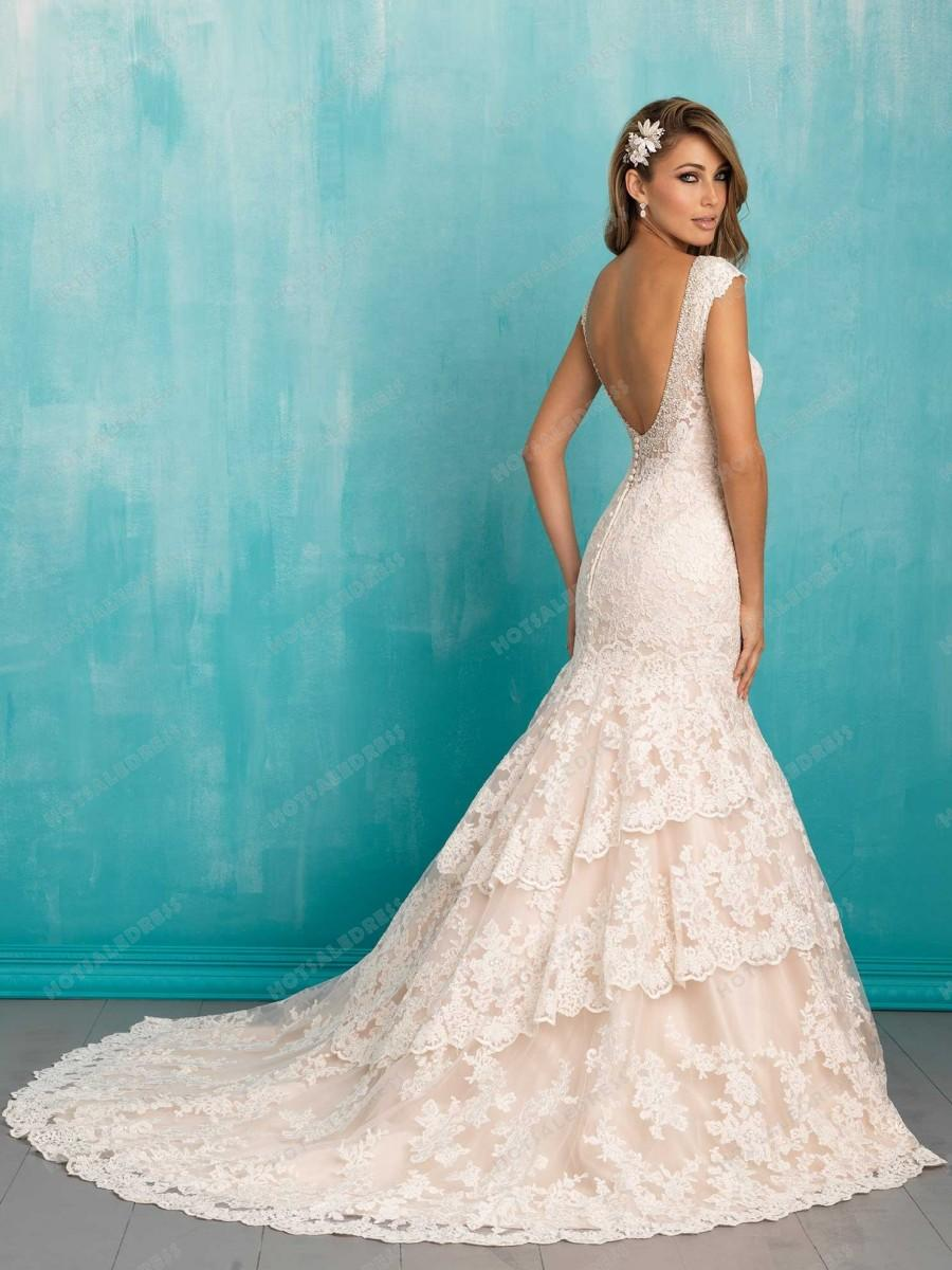 Wedding - Allure Bridals Wedding Dress Style 9311