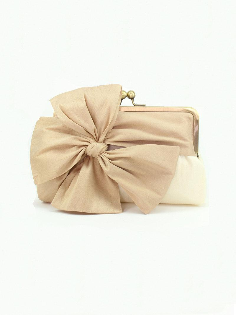 Wedding - Bridal Clutch