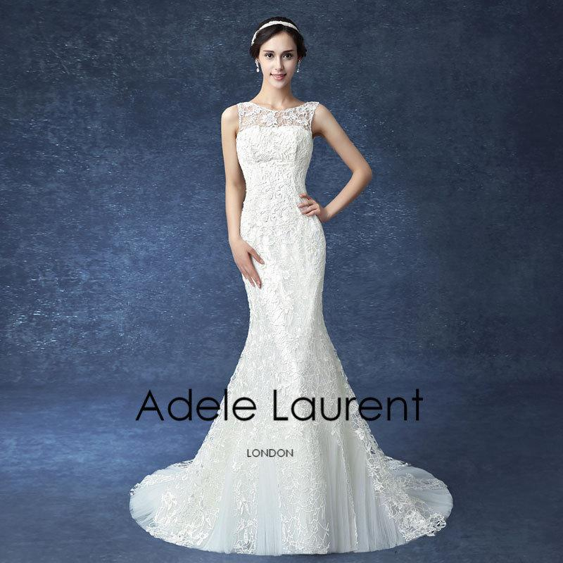 Designer Wedding Dress Rental London - Overlay Wedding Dresses