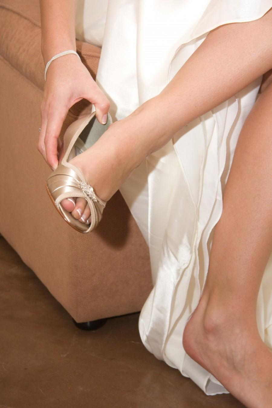 Wedge Shoes - Weddbook
