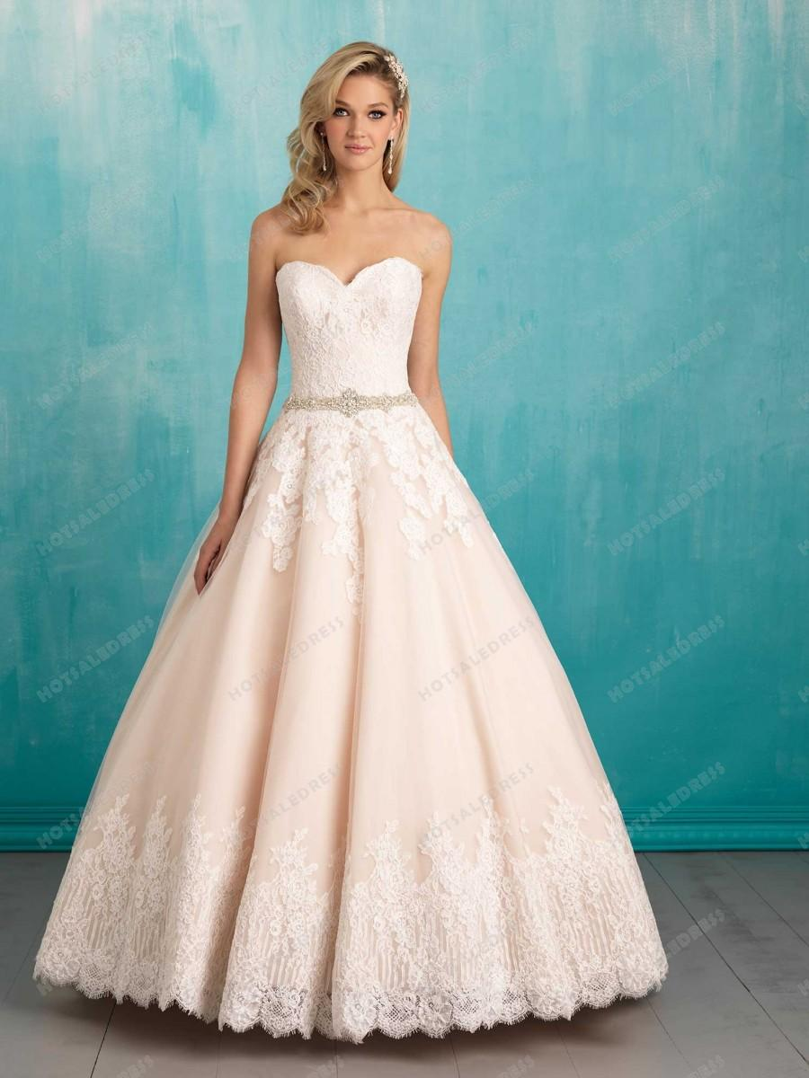 Свадьба - Allure Bridals Wedding Dress Style 9319