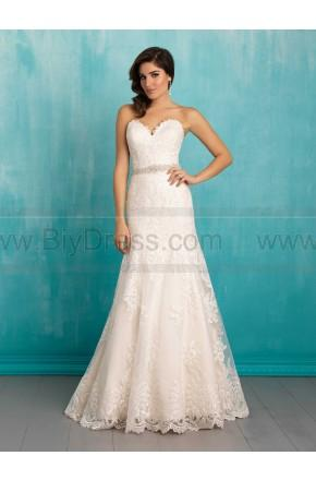 Mariage - Allure Bridals Wedding Dress Style 9302