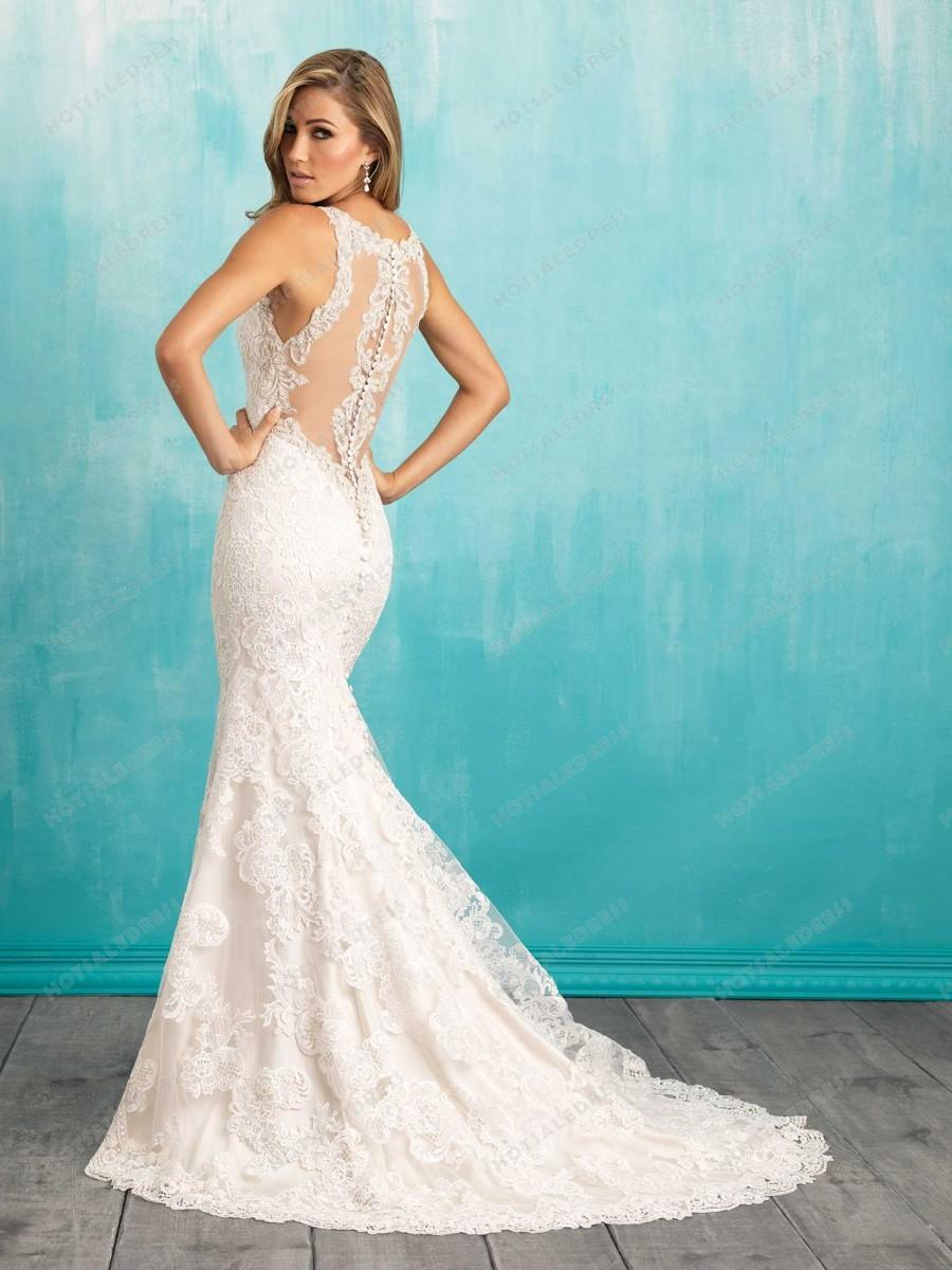 Mariage - Allure Bridals Wedding Dress Style 9316