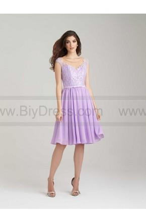 Wedding - Allur Bridesmaid Dress Style 1453