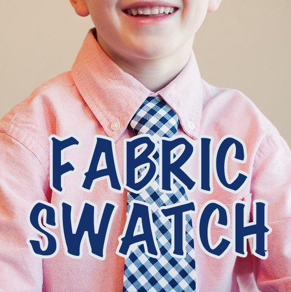 Mariage - Swatch of Any Fabric
