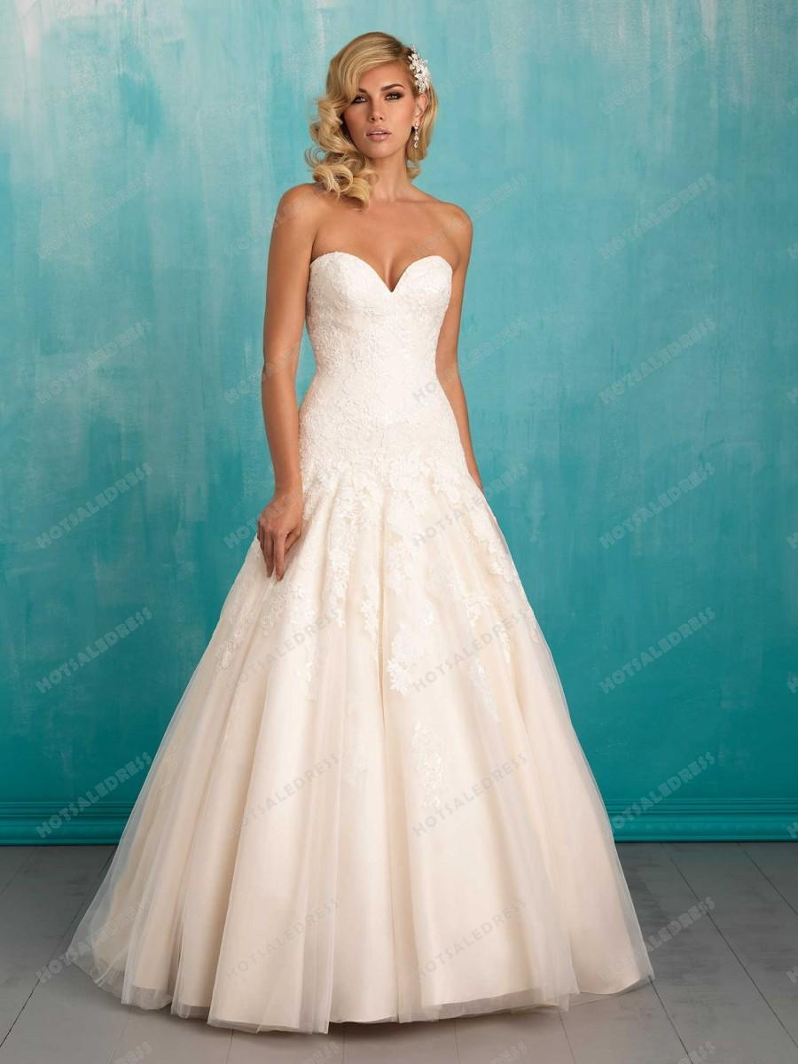 Свадьба - Allure Bridals Wedding Dress Style 9314