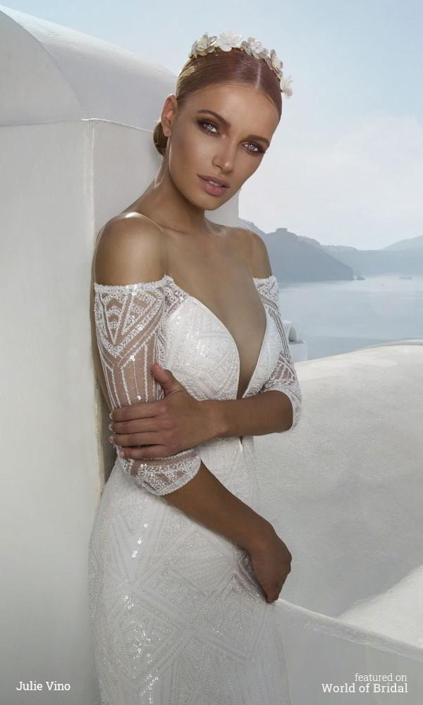 Wedding - Santorini Collection by Julie Vino Fall 2016 Wedding Dresses