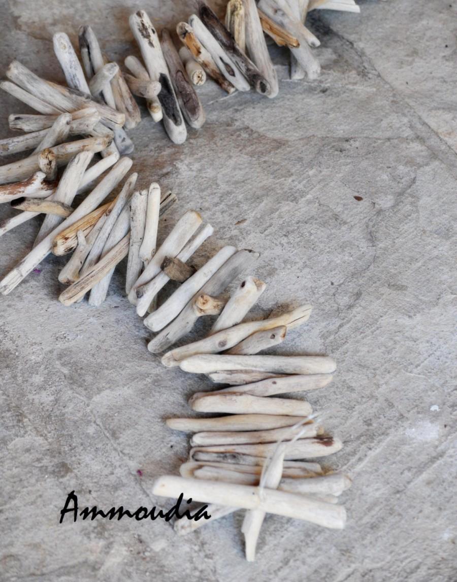 Wedding - Driftwood garland-driftwood decoration-beach wedding garland-1 yard