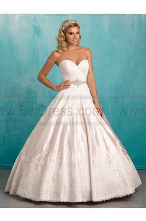 Hochzeit - Allure Bridals Wedding Dress Style 9303