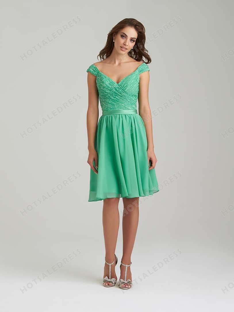 Wedding - Allur Bridesmaid Dress Style 1462