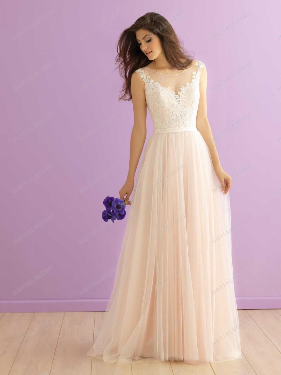 Wedding - Allure Bridals Wedding Dress Style 2900