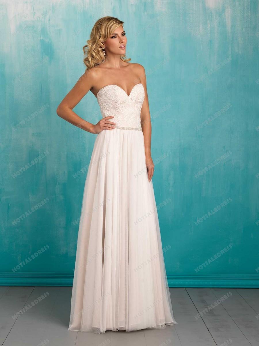 Wedding - Allure Bridals Wedding Dress Style 9324