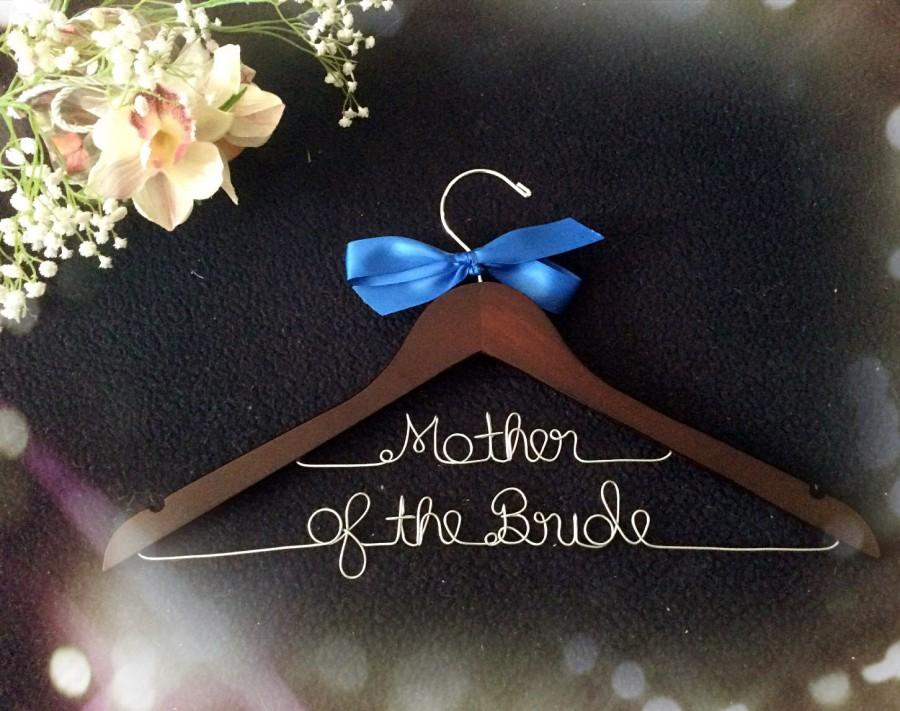 grand opening 1 2 line personalized bridal hanger customized