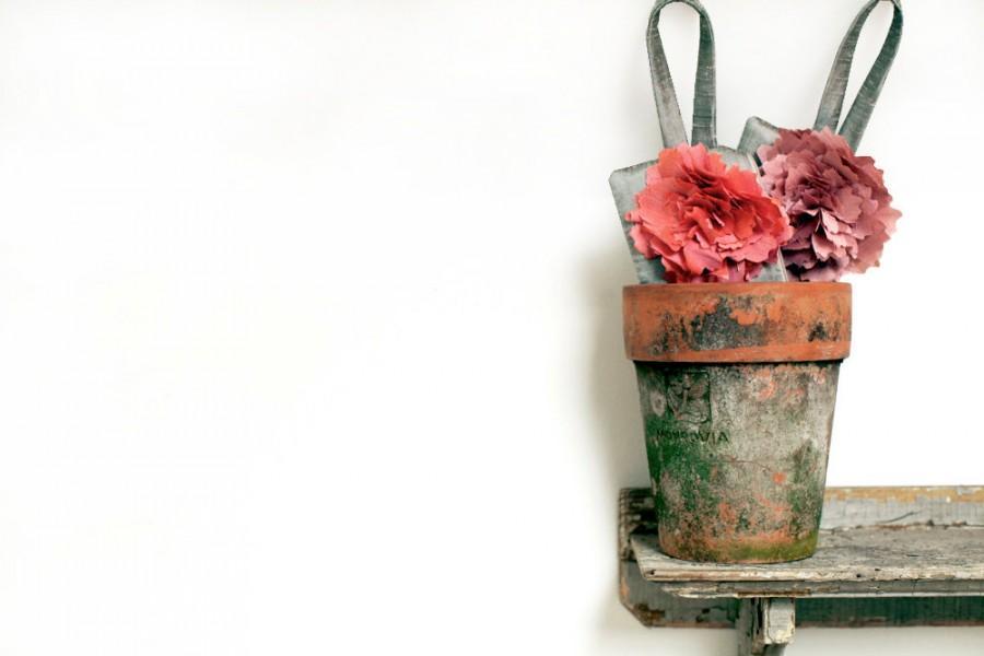 زفاف - Garden Wedding, wristlet clutch, flower girl bag, pink, blush, coral
