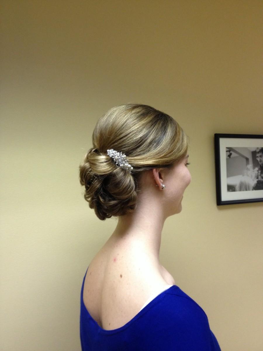 Mariage - wedding hair piece,pearl bridal comb,bridal headpiece,wedding  hair accessories,weddings bridal accessories hair,wedding hair comb,crystal