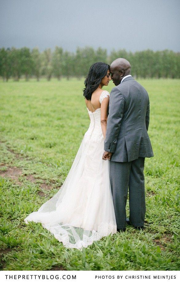 Hochzeit - Nyagaka & Eva's Dreamy Spring Wedding