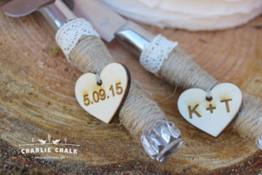 Boda - Rustic Elegant Wedding Cake Knife Set, Personalized Cake Serving Knife, Wedding Cake Knife, Cake Cutter Set, Rustic Cake Server Set