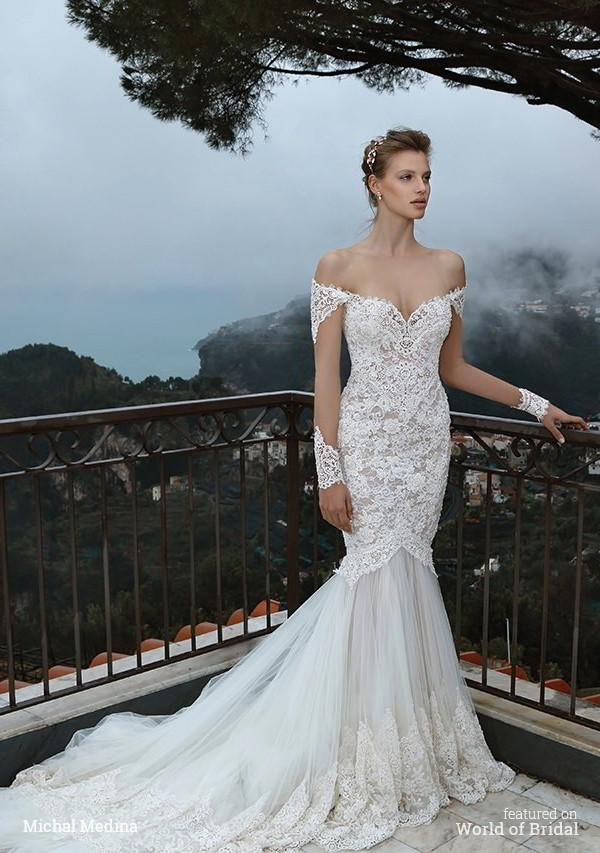 Свадьба - Michal Medina Spring 2016 Wedding Dresses