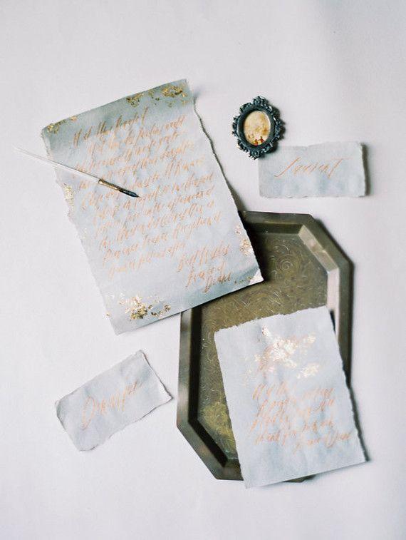Wedding - Elegant Sunstone Villa Wedding Inspiration