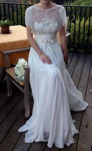 Свадьба - Elie Saab Lorraine Wedding Dress