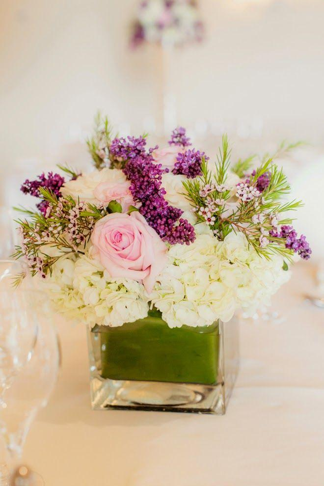 Свадьба - Pink And Purple Traditional Wedding - Ideas You