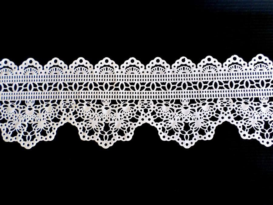 Cake Lace, Edible Lace Strips, Sugar Lace, Vintage Wedding ...