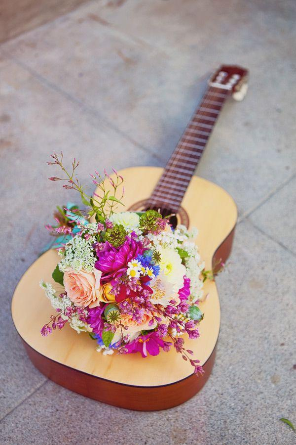 Wedding Theme - California Hippie Chic Wedding Ideas ...
