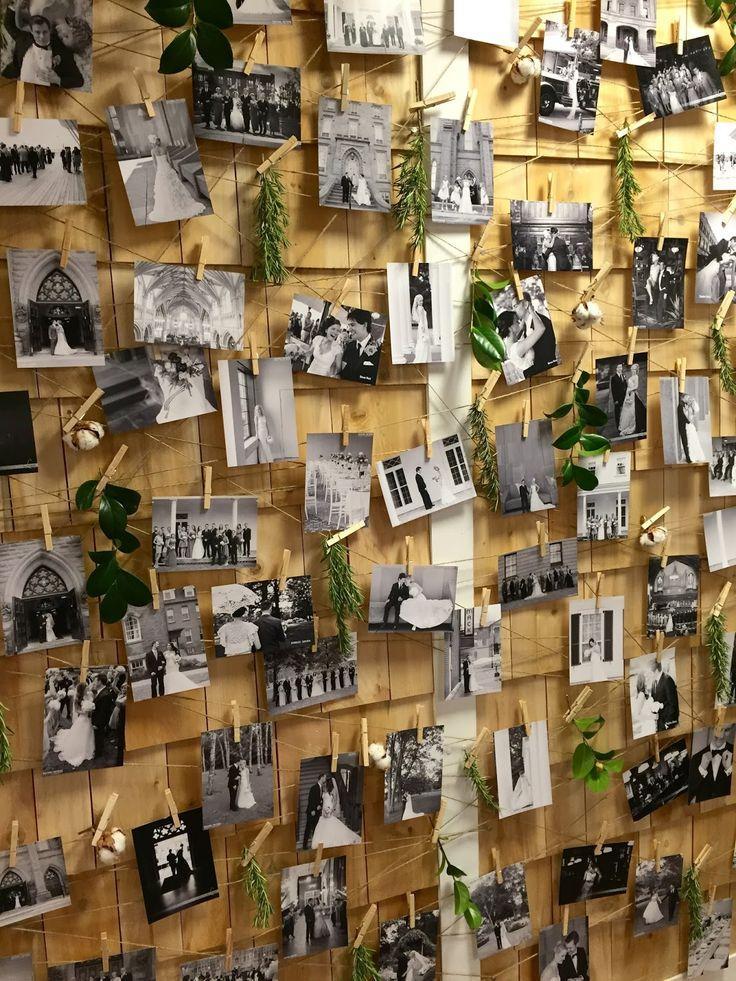 Hochzeit - DIY: Cedar Shingle Photo Backdrop.