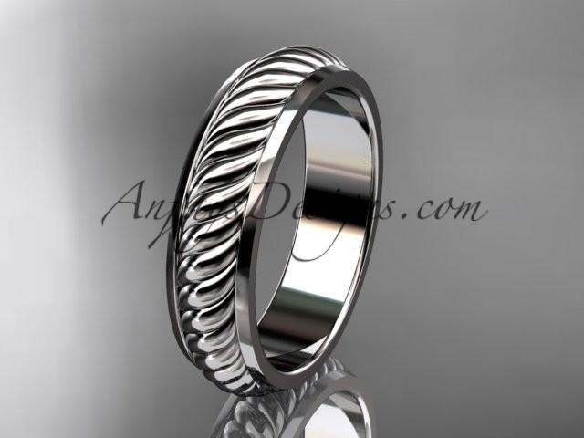 Wedding - http://www.anjaysdesigns.com/platinum-wedding-band-adlr399g.html#.VkjZYXbhCUk