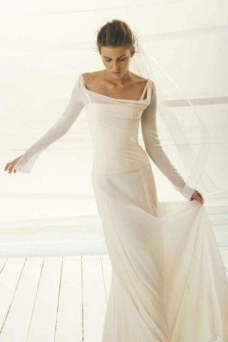 Dress - Second Wedding Dress Ideas #2409066 - Weddbook