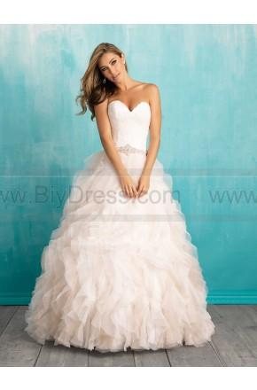 Свадьба - Allure Bridals Wedding Dress Style 9308