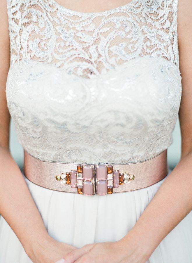 Hochzeit - Elegant   Feminine Wedding Inspiration At Il Mercato